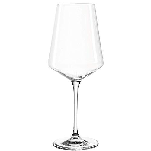 Leonardo Puccini Weißwein-Gläser, 6er Set, spülmaschinenfeste Wein-Gläser,...