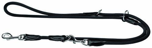 HUNTER Freestyle Verstellbare Führleine für Hunde, robust, wetterfest, 1,0/200 cm,...