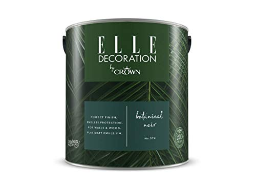 ELLE DECORATION Botanical Noir No. 374
