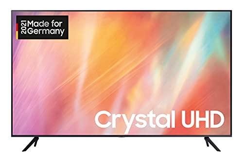 Samsung Crystal UHD 4K TV 43 Zoll (GU43AU7179UXZG), HDR, Q-Symphony, Boundless screen...