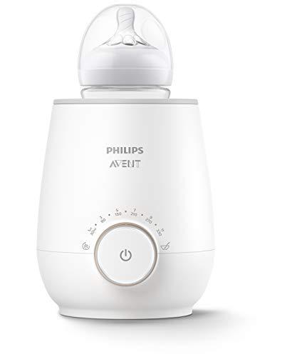 Philips Avent SCF358/00 Flaschenwärmer für schnelles und gleichmäßiges Erwärmen von...
