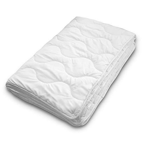 Siebenschläfer 4-Jahreszeiten Bettdecke 135x200 cm - bestehend aus 2 zusammengeknöpften...