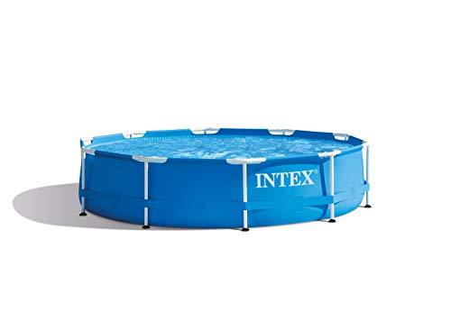 Intex Metal Frame Pool - Aufstellpool - Ø 305 x 76 cm