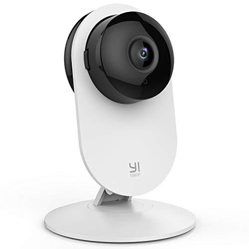 YI Überwachungskamera 1080p Innen WiFi IP Sicherheitskamera mit Bewegungserkennung...