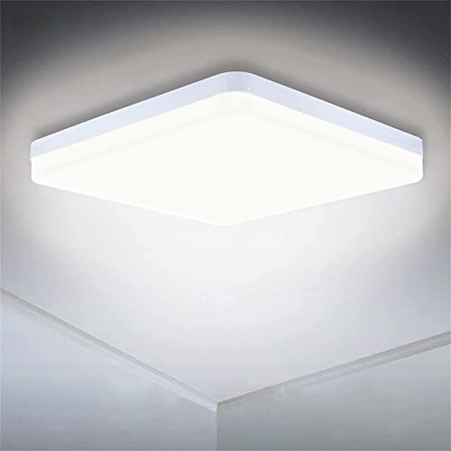 LED Deckenleuchte 36W, SUNZOS 4000K 3240LM Deckenlampe Led für Lampe Wohnzimmer,...