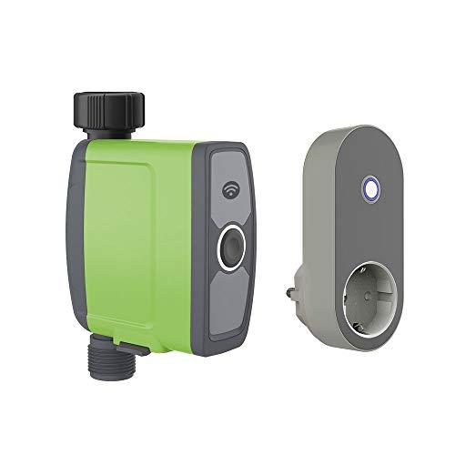 Essentials Smart Garden Bewässerungssystem, Gartenbewässerung, Bewässerungscomputer...