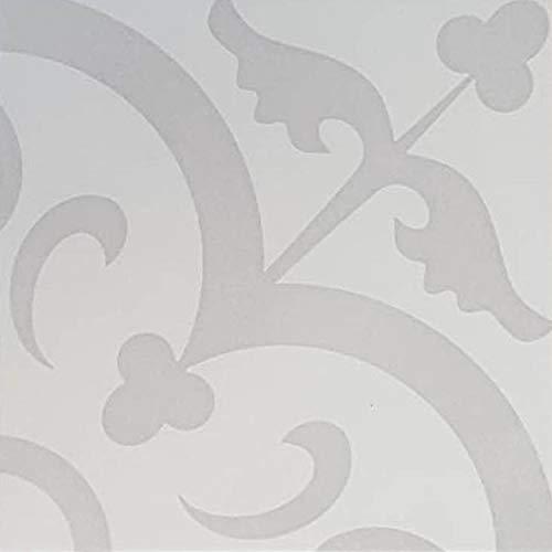 Casa Moro Mediterrane Keramik-Fliesen Hashim 20x20 cm 1qm aus glasiertem Feinsteinzeug in...