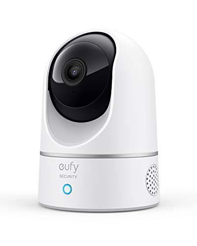 eufy Security Indoor Cam 2K Überwachungskamera für Innenbereiche, Plug-In...