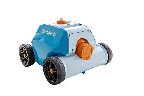 Steinbach Poolrunner Battery+, für Pools bis 80 m² Grundfläche, vollautomatisch,...