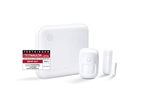 XT1 Plus Starter Pack, SmartHome Alarmanlage, Deutscher Hersteller, kostenloser Tel....