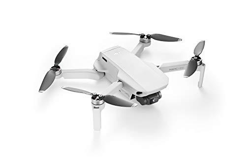 DJI Mavic Mini – Drohne, leicht und tragbar, Flugzeit: 30 Min, Übertragungsentfernung:...