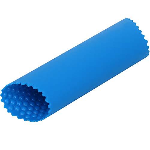 TRIXES Silikon-Knoblauchschäler - Easy Roller Knoblauchschäler Knoblauchpresse - Silikon...
