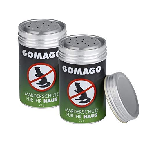 GOMAGO Marderschutz für Ihr Haus | zuverlässige und artgerechte Mardervergrämung durch...