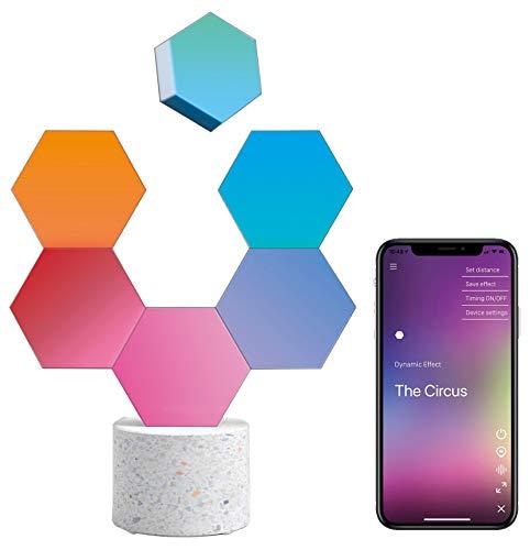 Cololight PRO Lichtsystem - Steuerung per App (Android und Apple), Alexa, Google Home, 16...