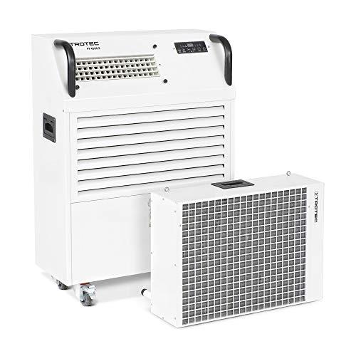 TROTEC Klimaanlage PT 4500 S inkl. Wärmetauscher PortaTemp Klimagerät schnelles kühlen...