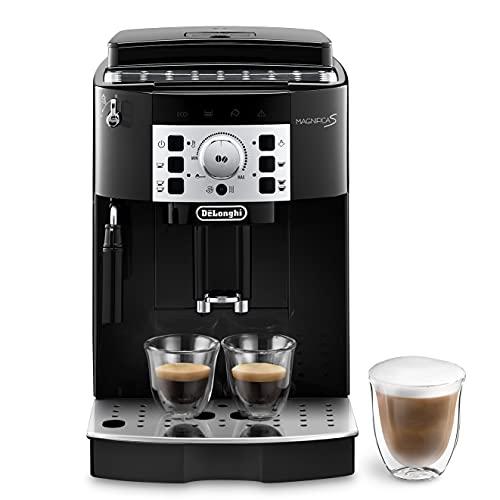 De'Longhi Magnifica S ECAM 22.110.B Kaffeevollautomat mit Milchaufschäumdüse für...