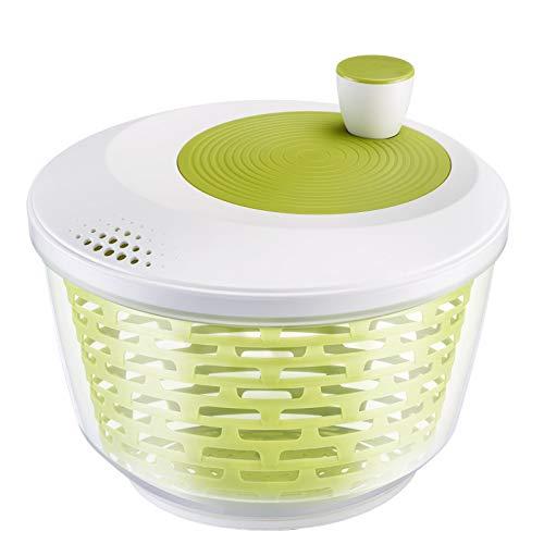 Westmark Salatschleuder, Fassungsvermögen: 4,4 Liter, ø 23,5 cm, Kunststoff, BPA-frei,...
