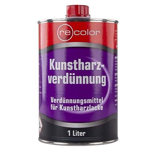 Kunstharz-Verdünner 20 | 1 l | Lack | Durchhärtung | Kunstharzlack |...