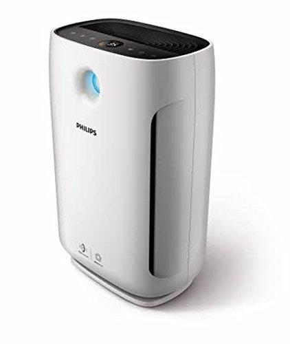 Philips AC2887/10 Luftreiniger entfernt bis zu 99,9% der Viren und Aerosole* aus der Luft...