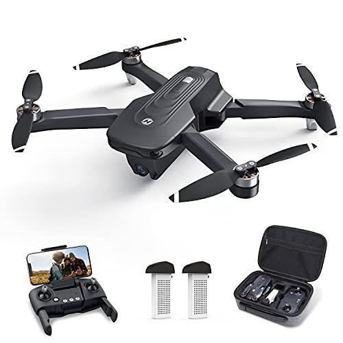 Holy Stone HS175D Faltbar GPS Drohne mit 4K Kamera FHD,RC Quadrocopter mit 46 Min. Lange...