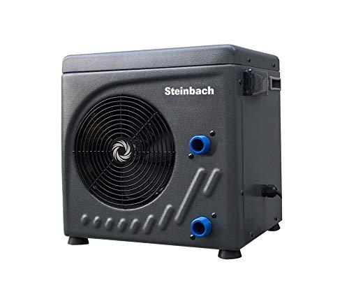 Steinbach Wärmepumpe Mini, für Pools bis 20.000 l Wasserinhalt, Heizleistung 3,9 kW,...