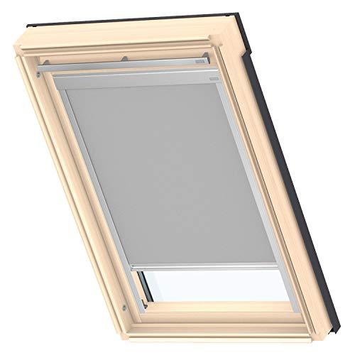 VELUX Classic-Verdunkelungsrollo (DBL) Dachfenster, P06, 406, Grau