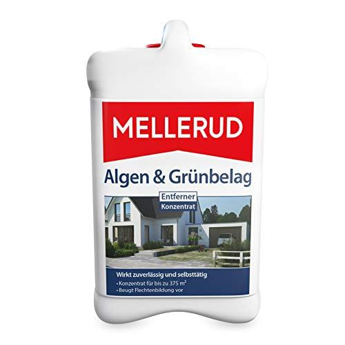 MELLERUD Algen & Grünbelag Entferner – Effizientes Reinigungsmittel zum Entfernen von...