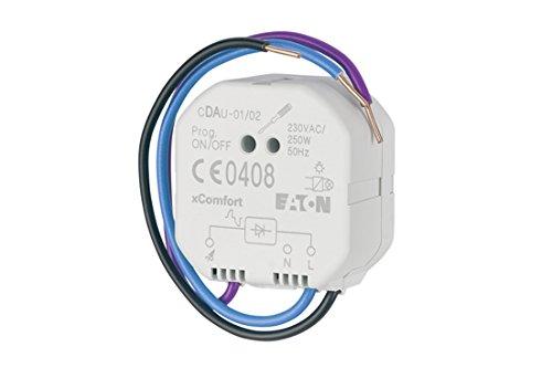 Eaton CDAU-01/02 Funk-Dimmaktor Unterputz 250W/230VAC 109363 4015081089666