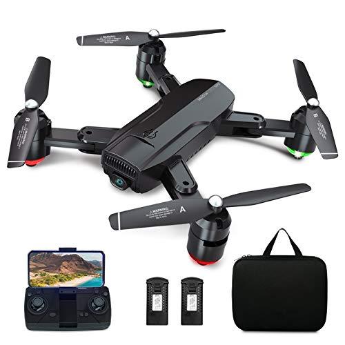 Dragon Touch GPS Drohne mit Kamera 1080P HD, haltbar RC Quadrocopter mit WiFi FPV Live...