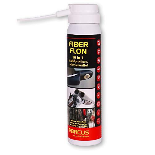 ABACUS 100 ml Fiber Flon - Multifunktionsschmiermittel auf PTFE-Basis Schmiermittel...