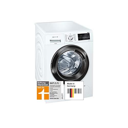 Siemens WM14G400 iQ500 Waschmaschine / 8kg / C / 1400 U/min / Outdoor Programm /...