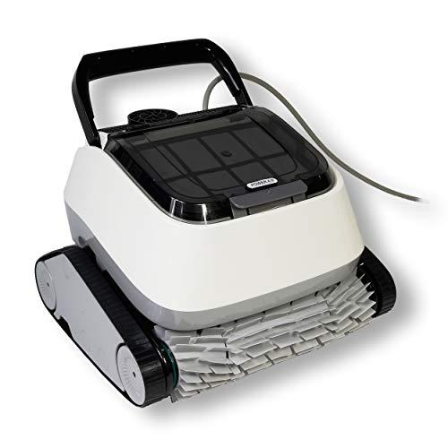 Poolreiniger Power 4.0, vollautomatisch, Boden und Wandsauger, Pool Reinigung,...
