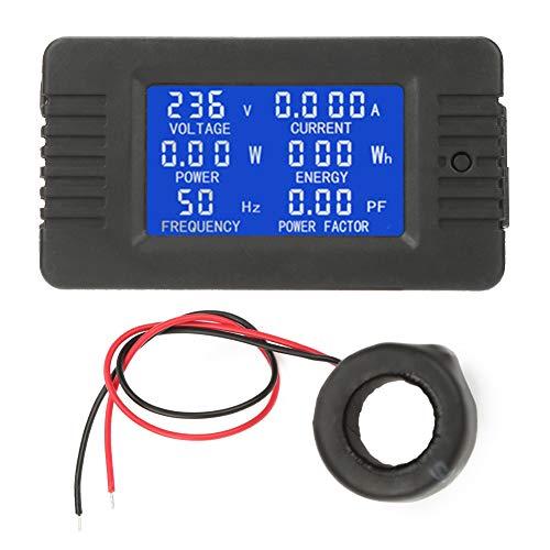 PEACEFAIR PZEM-022 LCD Anzeige Digitaler Wechselstrom Strom Stromzähler Test mit...