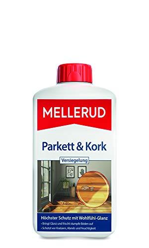 MELLERUD Parkett & Kork Versiegelung 1,0 Liter