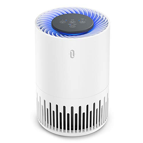 TaoTronics Luftreiniger TT-AP001 Air Purifier mit 3-in-1 HEPA Filter 4 Lüfterstufen...