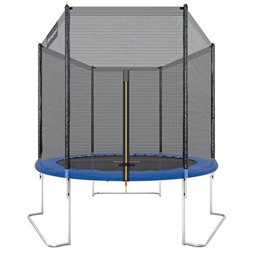 Ultrasport Gartentrampolin, Outdoor Trampolin, Kindertrampolin, 183-430cm, Sprungfedern...