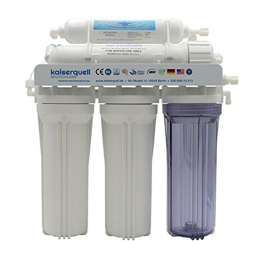 kaiserquell Wasserfilteranlage handgefertigt in Deutschland 5 stufig filtert PESTIZIDE...