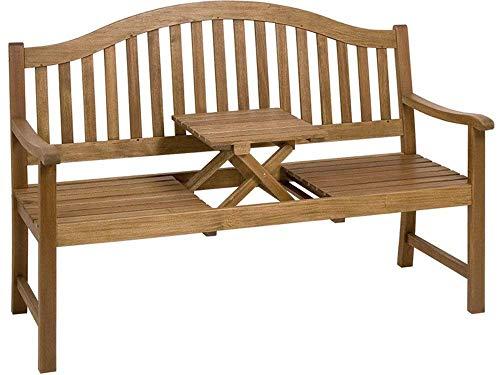 Sedex Utah Gartenbank 3-Sitzer aus Eukalyptus FSC® 100%
