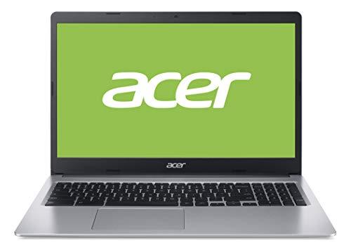 Acer Chromebook 315 (15,6 Zoll Full-HD IPS Touchscreen matt, 20mm flach, extrem lange...