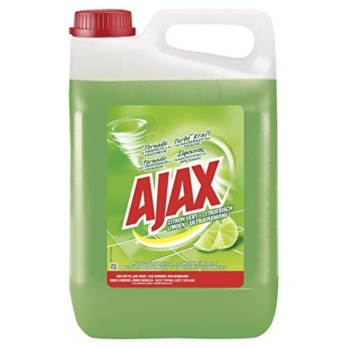 Ajax Allzweckreiniger Citrofrische, 1 x 5l - Haushaltsreiniger für Sauberkeit & Frische,...