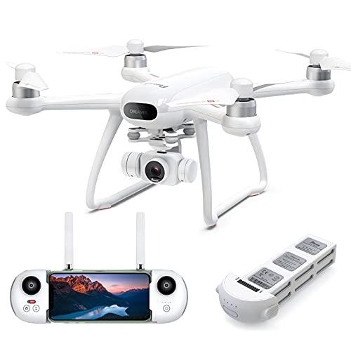 Potensic GPS Drohne mit 4K Kamera,Drohne mit GPS+GLONASS,Lange 31 Min. Flugzeit, Follow...