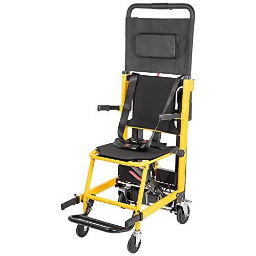 VEVOR 200W Elektrisch Rollstuhl Treppenlift Kletteraufzug Motorisierte Lithiumbatterie...