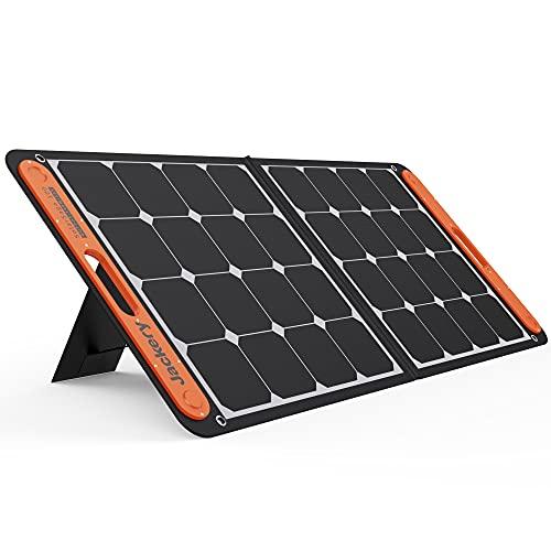 Jackery Faltbares Solarpanel SolarSaga 100 - Solarmodul für Explorer 240/500/1000...