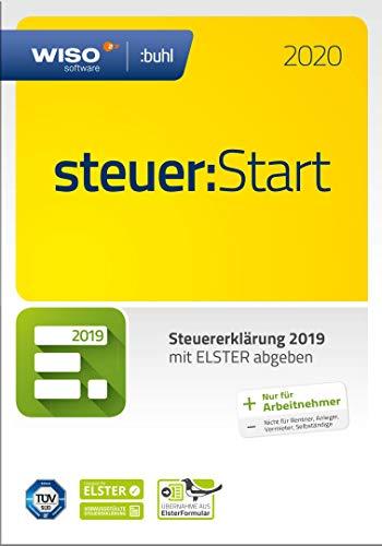 WISO steuer:Start 2020 (für Steuerjahr 2019) | PC Aktivierungscode per Email