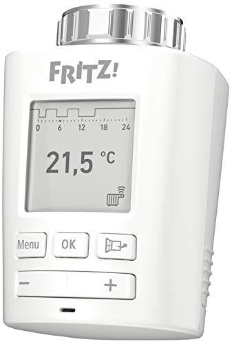 AVM FRITZ!DECT 301 (Intelligenter Heizkörperregler für das Heimnetz, für alle gängigen...