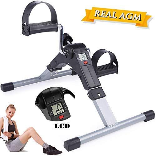 AGM Mini Bike, Arm- und Beintrainer Heimtrainer,Hometrainer, Fitnesstrainer,...