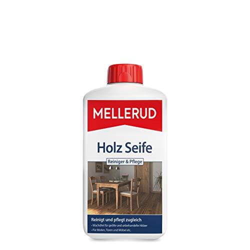 Mellerud Holz Seife Reiniger & Pflege – Kraftvoller Schutz für alle geölten und...