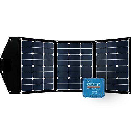 Offgridtec© FSP 2 Ultra 120W faltbares Solarmodul Aufständerung integriert und Victron...