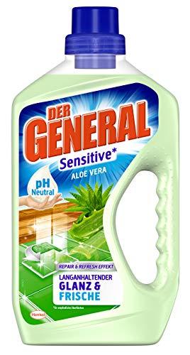 Der General Sensitive Aloe Vera, Allzweckreiniger, 1 x 750 ml, ph-neutraler...