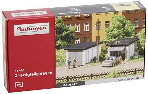 Auhagen 11420 - Fertigteilgaragen
